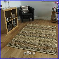 Durable Hard Wearing Natural Seagrass Rugs Stain Resistant Stylish Carpet Mats