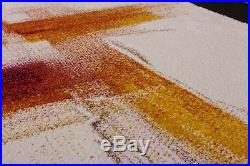 Modern Large Rug New Artistic Rugs Living Area Mats Colourful Short Pile Carpets