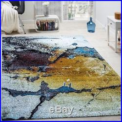 Modern Rug 3d Design Effect Art Carpet Quality Funky Colourful Mats Large Small