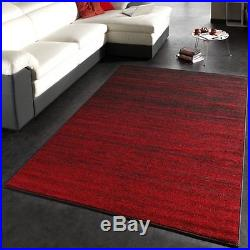 Red Carpet Rug Modern Gradient Design Small Extra Large Living Room Rugs NEW
