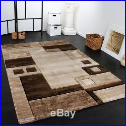 Small Extra Large Rug Brown Designer Rugs Modern Classic Design Carpets Area Mat
