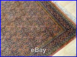 VERY Large PERSIAN Design RUG CARPET WOOL BY NATANZ 10FT 8 X 7FT 10 TRADITIONAL