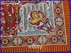 Wow Attractive Persian Traditional Isfahan 10x13 Ft Oriental Rug, Carpet