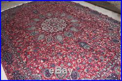 Wow Attractive Persian Traditional Mashad 9x12 Ft Oriental Rug, Carpet